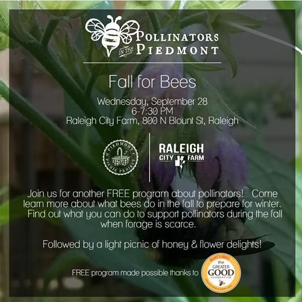 9-28_pollinatorsinthepiedmont