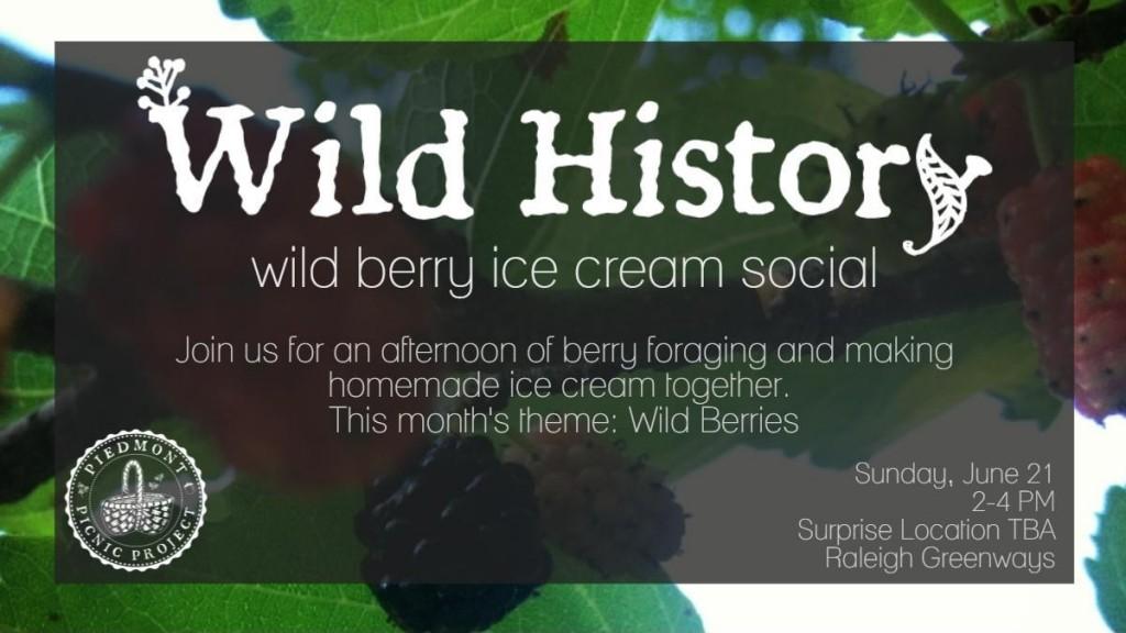 Wild History June